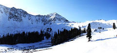 Abasin EarlySeason (Joe Holmes Design) Tags: winter snow ski mountains rockies colorado joe basin snowboard arapahoe holmes snowmaking abasin