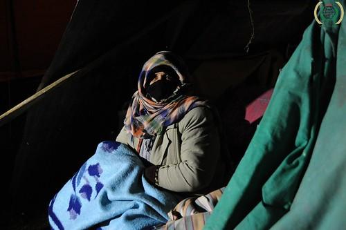 Turkey, Van earthquake, IHH relief effort, October 2011.