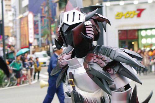 KAWASAKI HALLOWEEN 2011 Parade IMGP8462