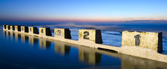 Blocks (Kiall Frost) Tags: ocean beach water sunrise newcastle nikon baths merewether hoyacpl kiallfrost