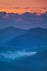 (Antonio Carrillo (Ancalop)) Tags: sunset espaa cloud mountain art canon de landscape geotagged atardecer la spain europa europe mark paisaje murcia cruz ii nubes l 5d usm lopez antonio f4 carrillo montaas caravaca 70200m ancalop