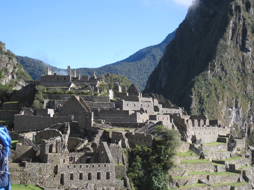 Machu Picchu -Jim Johnson