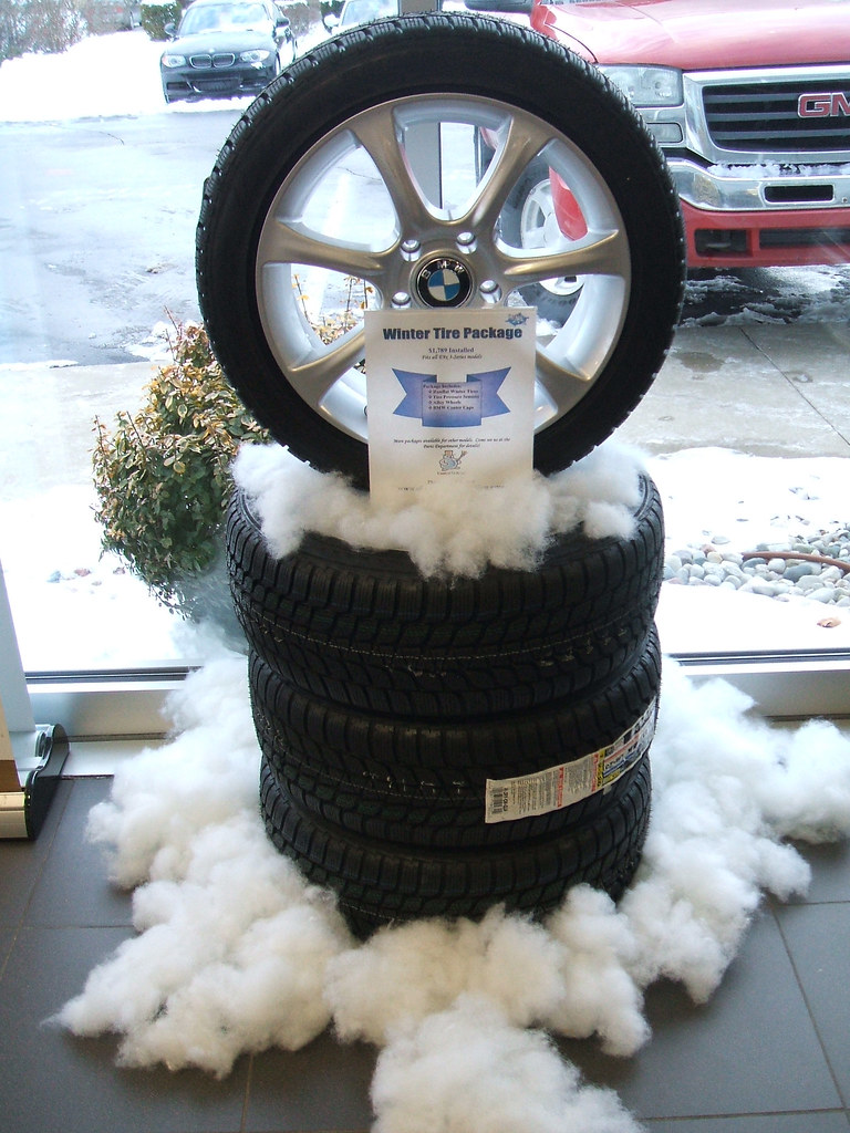 BMW Winter Tire Package