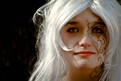Lucca comics 116 cosplay (CristianLab) Tags: portrait face comics mask cosplay makeup games lucca da comix trick cartons ritratto viso maschera busto facce faccia luccacomicsandgames mascherati faccedacomics