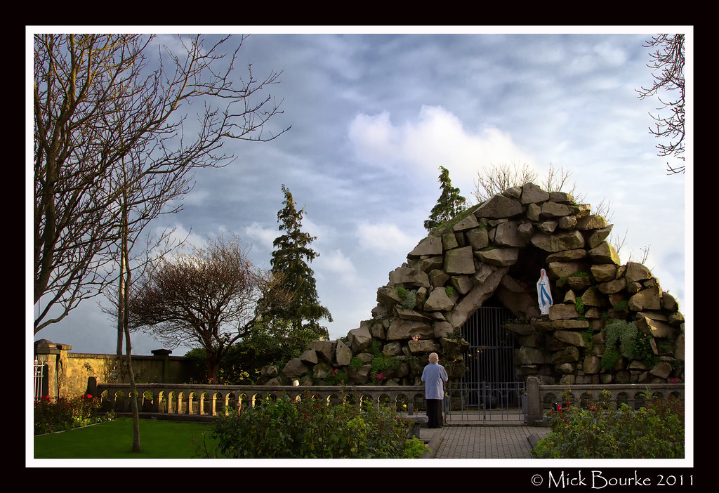 St. Mary on the Hill Claddagh Galway Ireland.