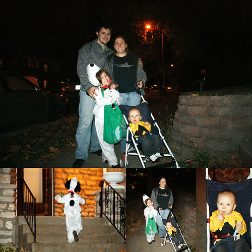 Trick or Treating, Halloween 2011