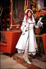 Esther Blanchett Cosplay (Trinity Blood)