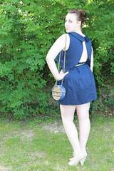 10 Outfit - Birthday dinner Asos dress