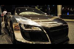 Audi R8 (Sarath...) Tags: mall dubai ghost rollsroyce ferrari mercedesbenz bmw phantom audi maserati burj supercars r8 khaleefa