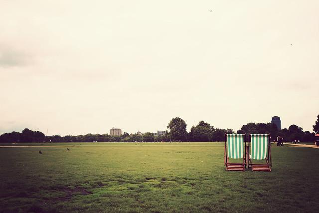 London. Park