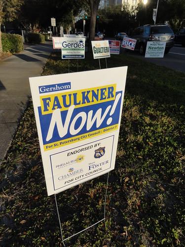 Gershom Faulkner Now!