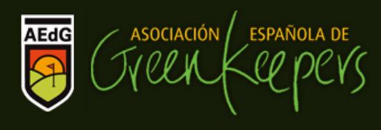 Logo de la Asocianción Española de greenkeepers