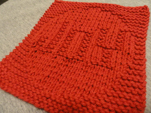 Joy dishcloth