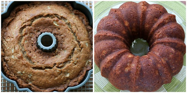 ApplePearSauce Bundt collage 2
