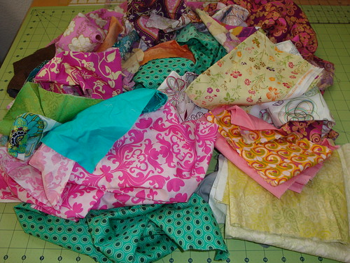 Scraps for Project Linus