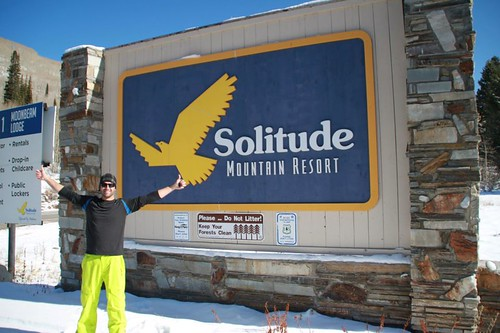 Solitude sign