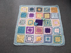 25 beautiful Squares from Glynis!