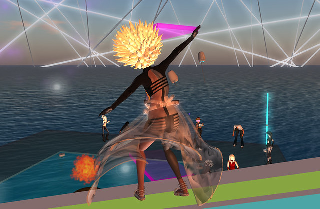 11/11/11 5th Birthday AIRE Second Life