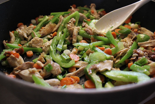 Chinese Chicken with Vegetables