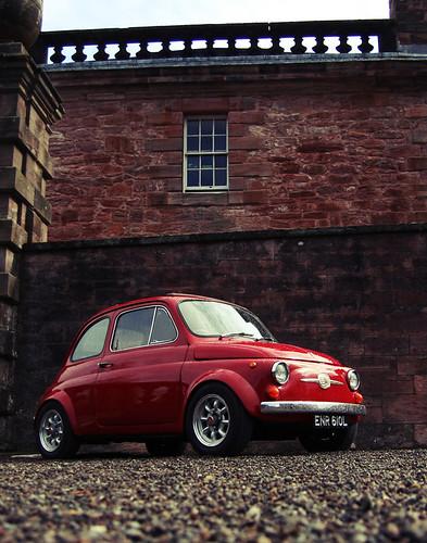 Fiat Five Hunner by Jamie Rodda