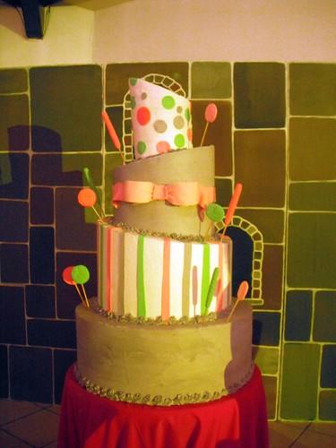 XV Cake