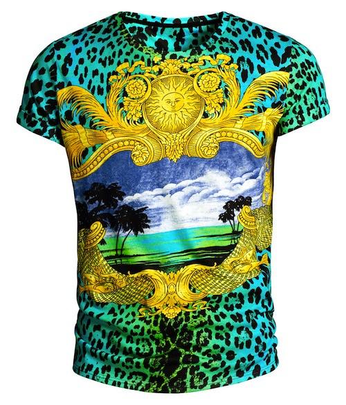 Versace-for-HM-turqoise-t-shirt-leopard-print (1)