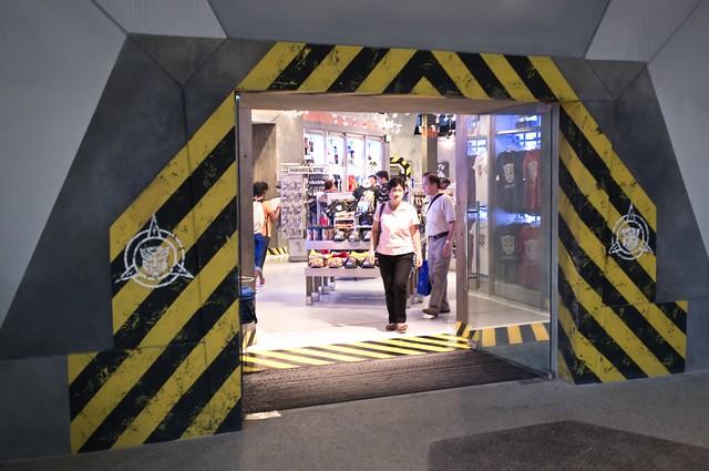 Transformers Supply Vault