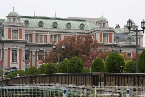 歴史の重さ / Historic building