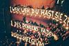(.ultraviolett) Tags: lighting light 35mm theatre hamburg analogue typo olympusmjuii