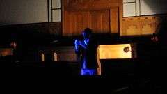 Finale (Greg Annandale) Tags: street game halloween dark bristol nikon october shadows ripple follow experience scarey splash scare fright guildhall d90 streetgame splashripple shadowsfollow