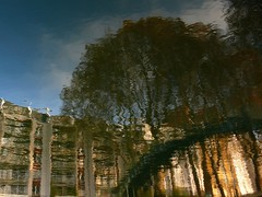 :: Underwater view ? :: (J!bz) Tags: bridge abstract paris france reflection building tree tower water puente arbol canal photo agua aqua eau wave stmartin ponte reflet reflect reflejo pont arvore vagues francia arbre reflexo canalstmartin shaking immeuble shimmer patern abstrait jbz tremor aquatique tremblement miroitement jibz tremblor