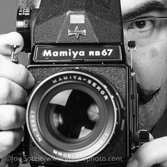 Sexy Beast (justjoephoto) Tags: selfportrait studio rochester mamiyarb67
