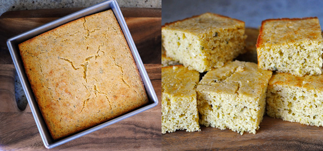 maple-sage-cornbread-baked