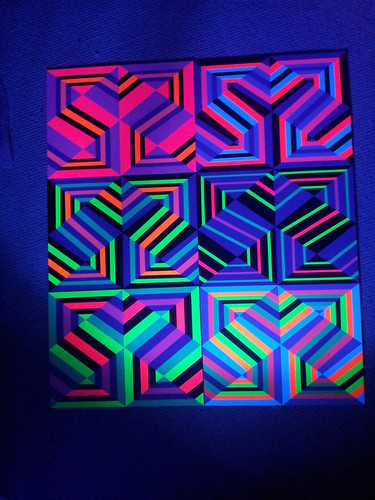 New stuff under UV by cashism