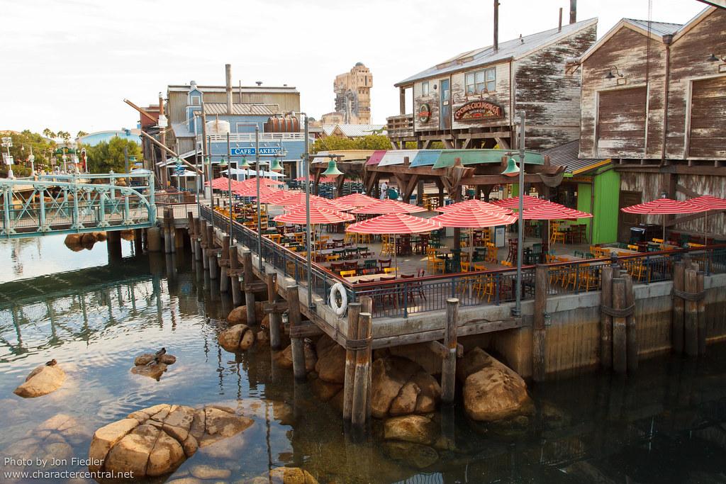 Walt S Wharf Restaurant