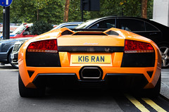 640R (tWm.) Tags: orange london car nikon thomas convertible super mein lp atlas nikkor lamborghini ran arancio supercar f4 roadster murcielago v12 640 24120 k16 lp640 d7000 k16ran
