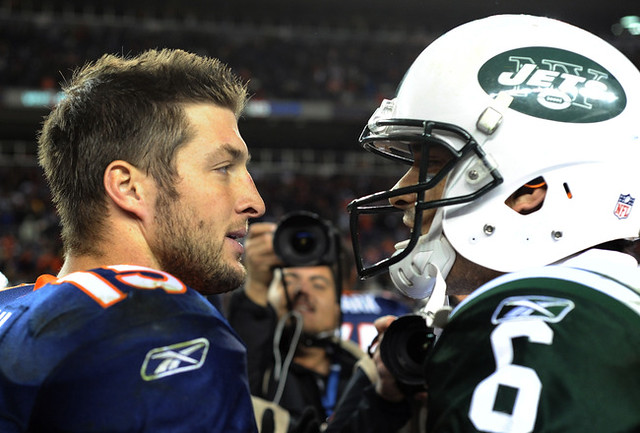 "Jets source: ""We are players in the Tim Tebow race."""