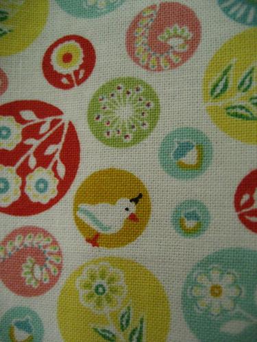 hideaway fabric, detail