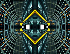 Welcome To Tron - Travelling At Warpspeed (Sprengben [why not get a friend]) Tags: world china city roof wedding light summer sky music newyork paris art japan skyline clouds skyscraper movie observation hongkong tokyo bay harbor airport amazing rainbow nikon energy asia ship artistic time gorgeous awesome watch einstein hamburg elevator style warp disney symmetry divine international stunning physics metropolis charming macau foreign fabulous eternity receptiondesk dach hdr linear englandlondon warpspeed engaging travelphotography d90 photomatix travellight d3s tronlegacy sprengbenurban