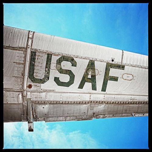 Sam Fielding USAF