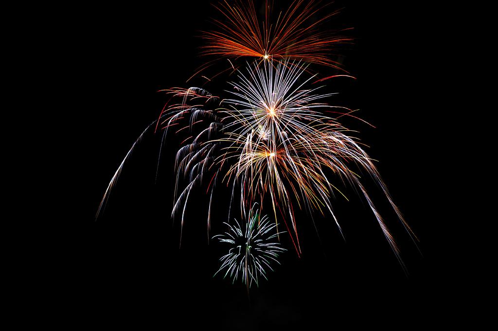 Greely Fireworks2011