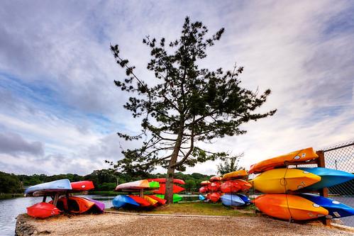 Kayaks (Mike Dooley)