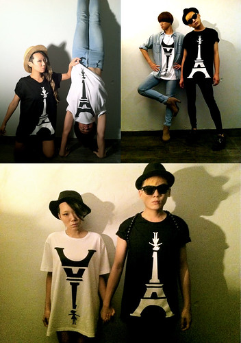ϟ ϟ【死去活來One Night Tee】 ϟ ϟ