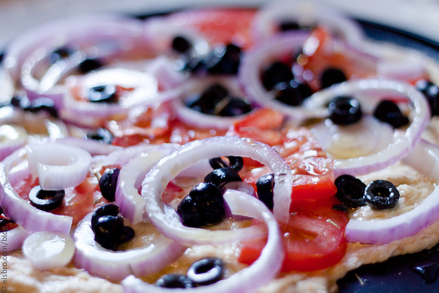 Onions/Tomatoes/Olives
