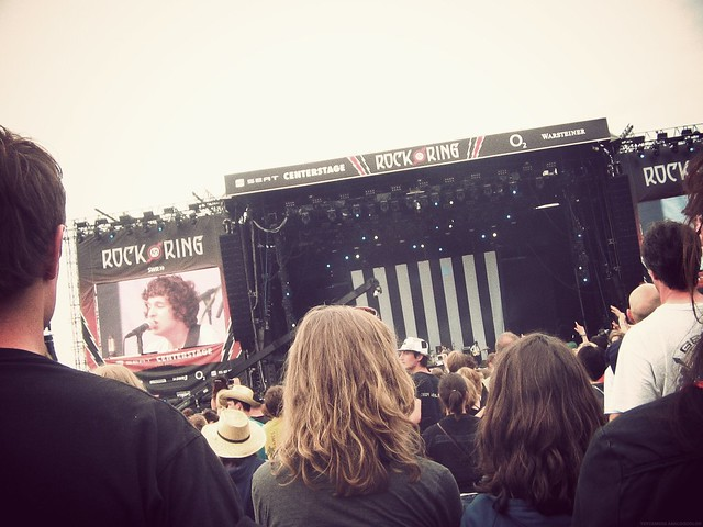 Rock am Ring 2011 - The Kooks