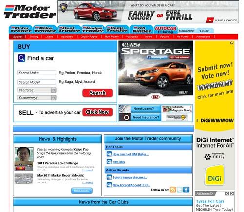 Motor Trader Malaysia