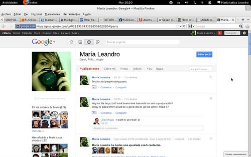 google+ tatica