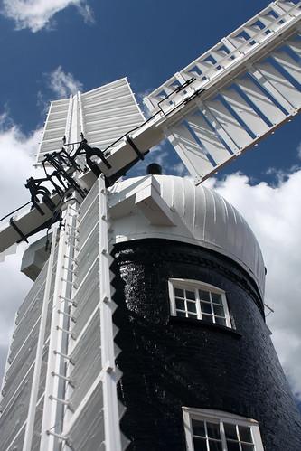 Ellis windmill close up 1