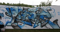 Herz Graffiti Jam Almere 2011 (Herzoleum) Tags: writing graffiti letters mta nes piece herz spraycan mvp otb tds graffitiwall tpa herzo colorpiece 2011 80sgraffiti doek spuitbus xts oldschoolstyle thedeathsquad herz1 nescrew mtacrew frunch umxs madtransitartists oldschoolstijl mvpwall herzone crosstownstatic kleurenpiece graffitijamalmere