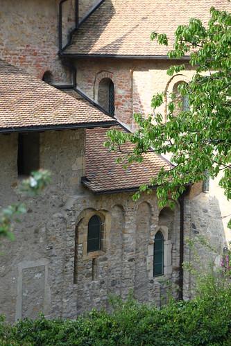 Abbatiale de Romainmôtier